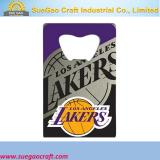 NBA Card Bottle Opener